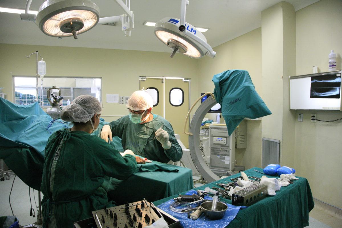 Mutirão de cirurgia da SMS
