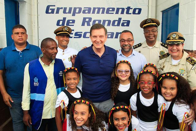 Guarda Municipal participa da maior feira de defesa e segurança da América Latina