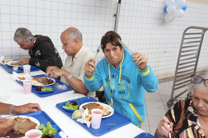 Restaurante Popular de Bangu: o programa é um dos destaques das ações do Rio na segurança alimentar