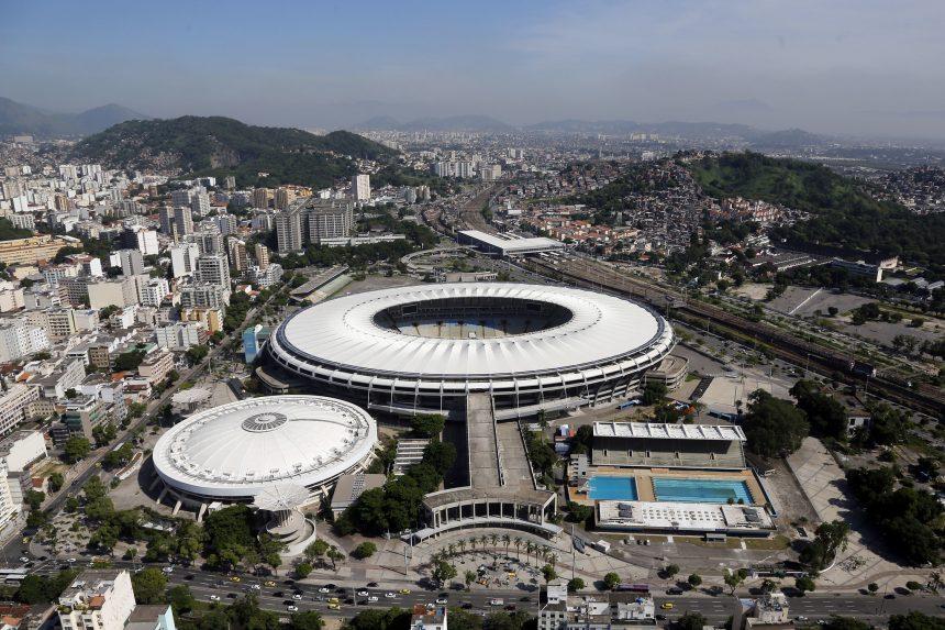 Complexo esportivo do Maracanã. Foto: Marcos de Paula / Prefeitura do Rio