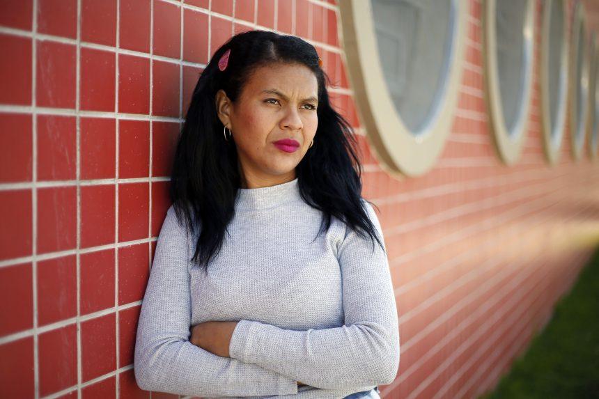 Rismary Carolina Alvarez, venezuelana refugiada no Rio de Janeiro. Foto Marcos de Paula / Prefeitura do Rio