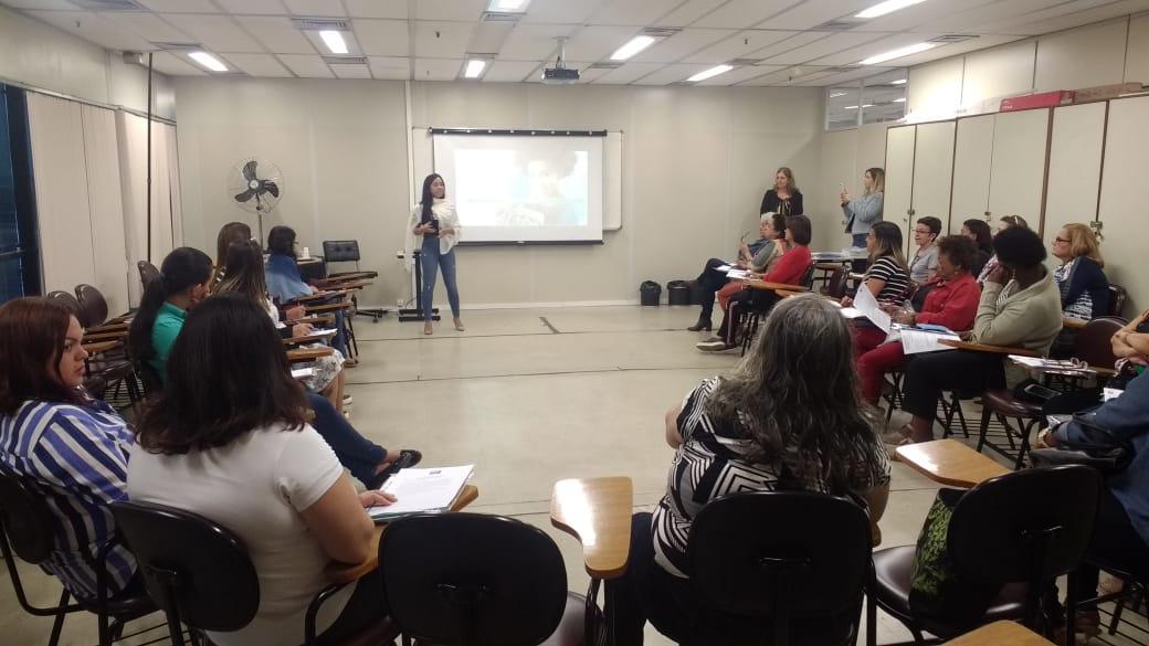 Secretaria Municipal de Educação realiza debate sobre nutrição e qualidade de vida