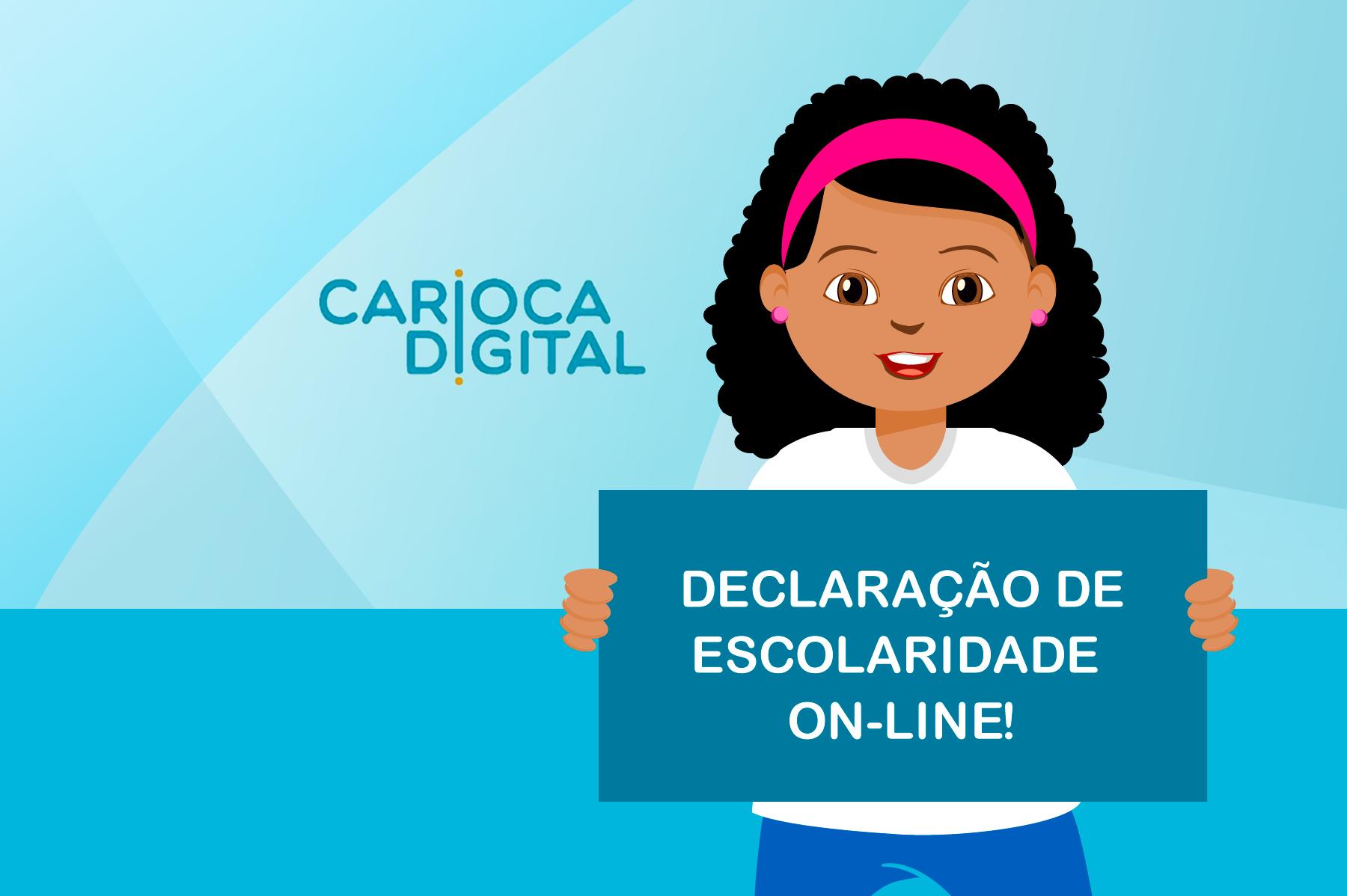 Novidade – SME disponibiliza emissão de declaração escolar pela internet