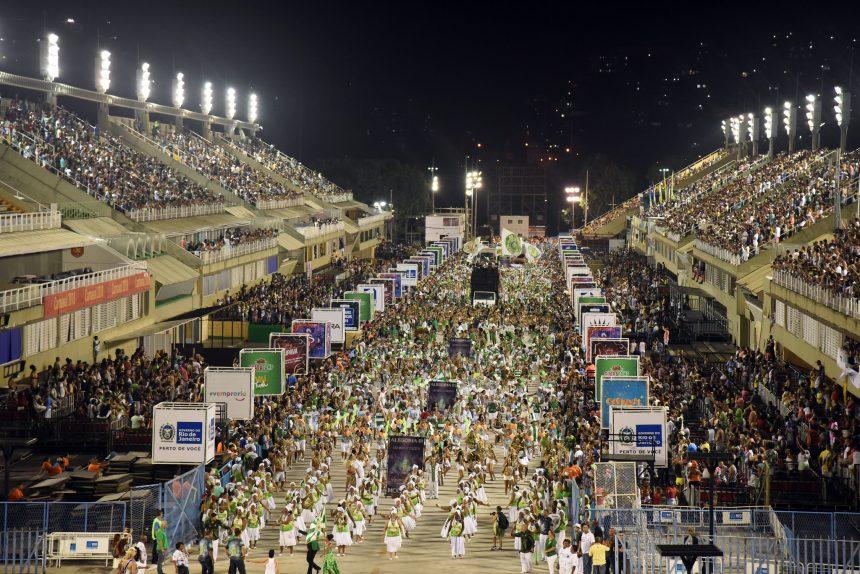 Desfile da escola de samba Mocidade Independente de Padre Miguel no carnaval de 2019. Foto: Alexandre Macieira   Riotur