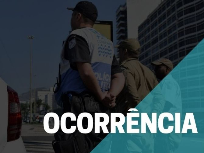 Rio+Seguro prende suspeito de roubo a turista em Copacabana