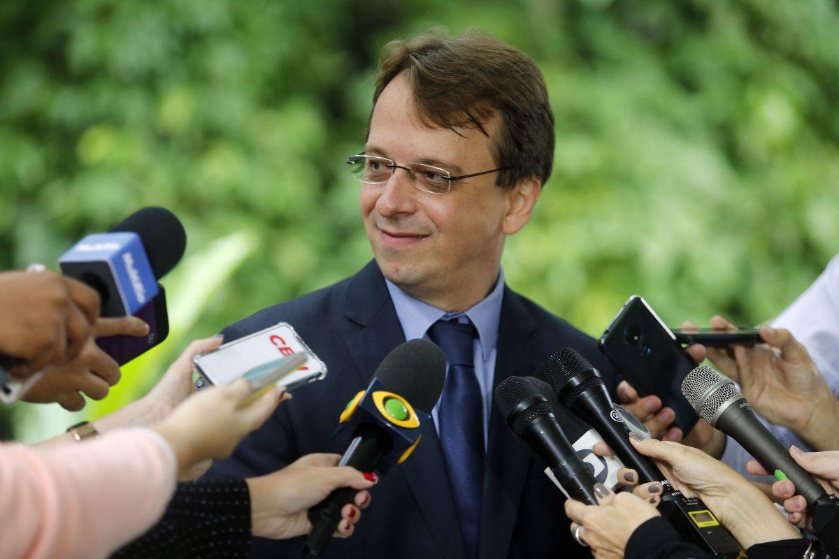 Adolpho Konder, novo secretário de Cultura