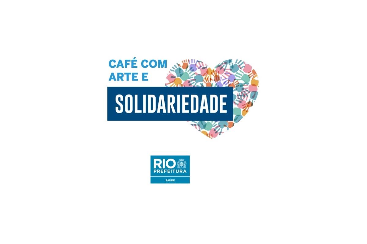 Pacientes do CMR Oscar Clark preparam atividades no Café com Arte e Solidariedade