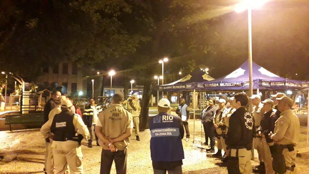 Resgate Solidário realiza mais oito atendimentos em Copacabana