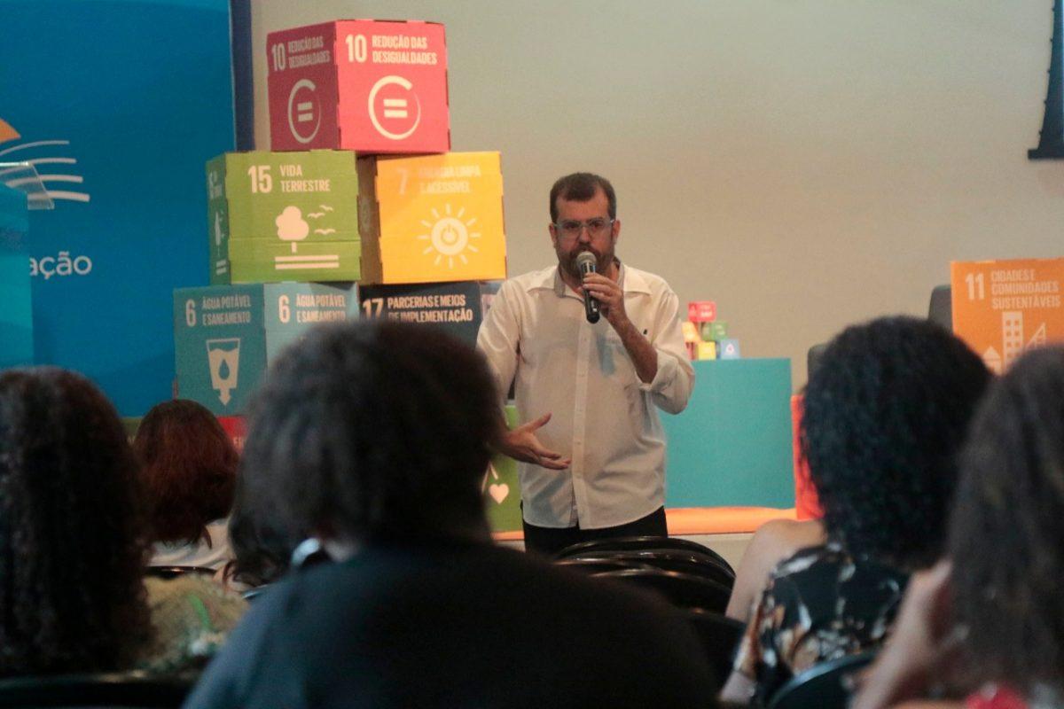 Conselho Escola Comunidade participa do Plano de Desenvolvimento Sustentável