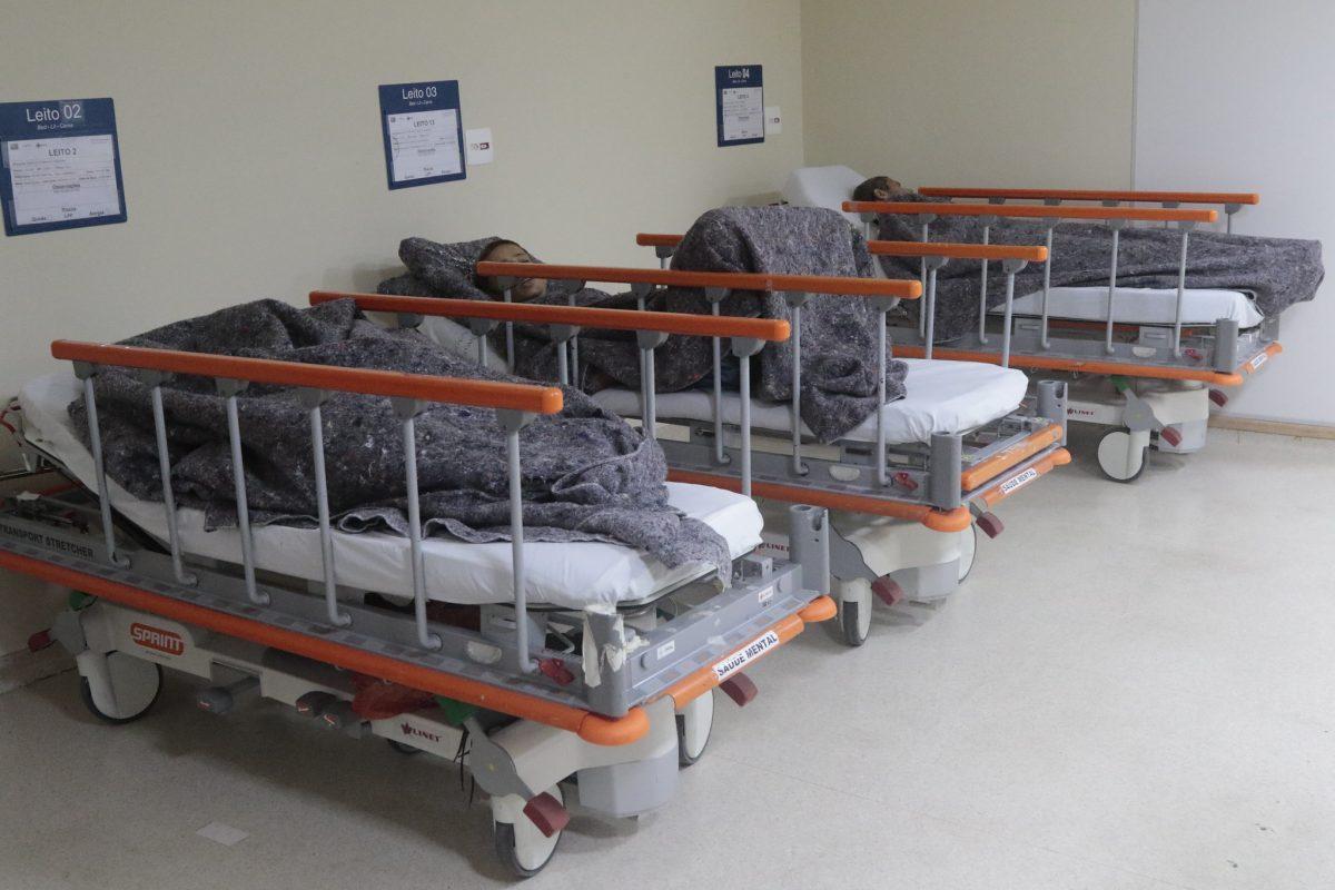 Sala de Saúde Mental do Rocha Faria