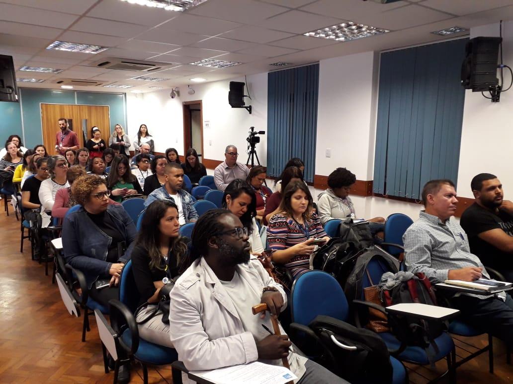 Saúde promove seminário sobre Acesso Mais Seguro