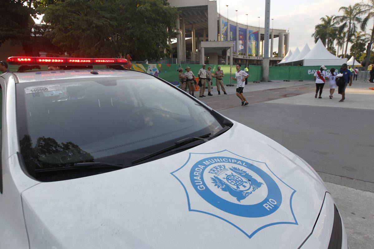 Guarda Municipal terá ação especial no Maracanã. Foto: Paulo Sérgio / Prefeitura do Rio