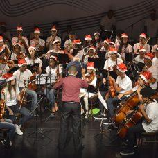 SME realiza série de concertos de Natal com mais de 3 mil alunos-músicos