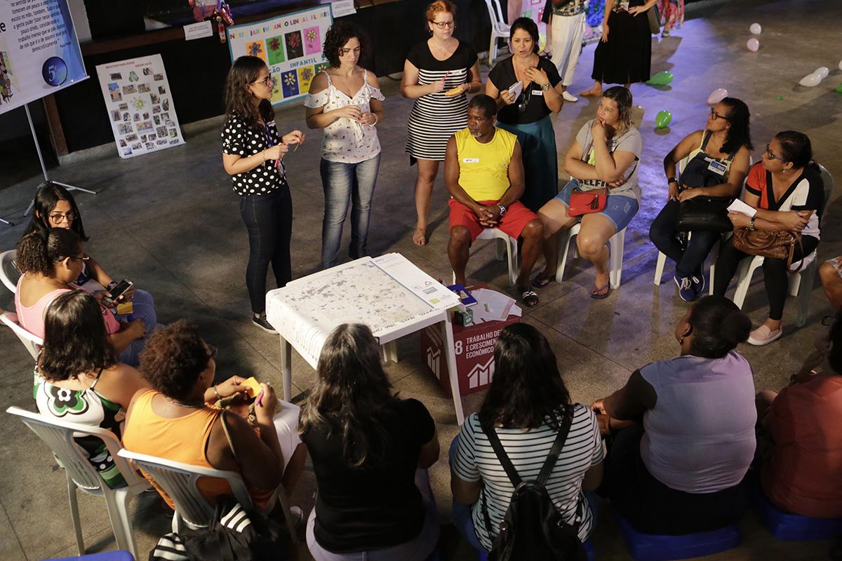 Escolas municipais colaboram para a criação do Plano de Desenvolvimento Sustentável e Ação Climática