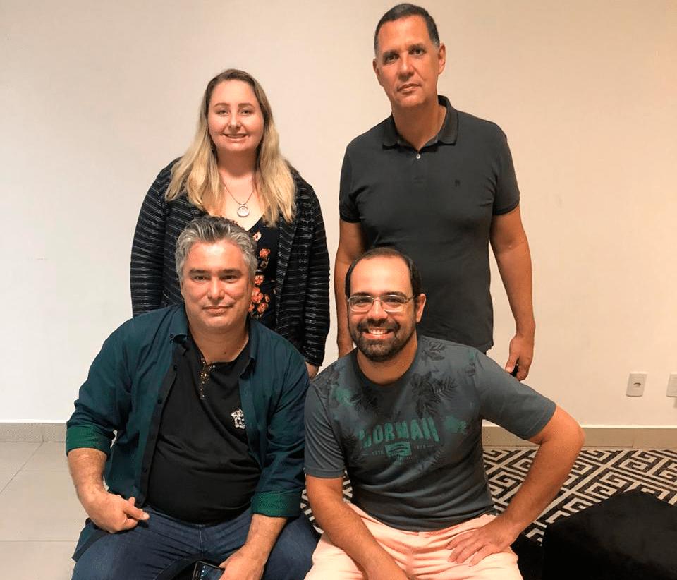 Professores da rede municipal do Rio participam de programa sobre Olimpíada de Matemática em SC
