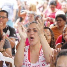 Mais de 470 famílias do Condomínio Residencial Évora, em Santa Cruz, Zona Oeste.