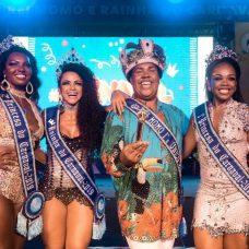 Reta final da inscrição no concurso da Corte Real - Marcelo Carnaval/Prefeitura do Rio