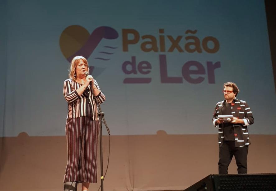 Secretarias municipais de Educação e de Cultura lançam campanha Paixão de Ler