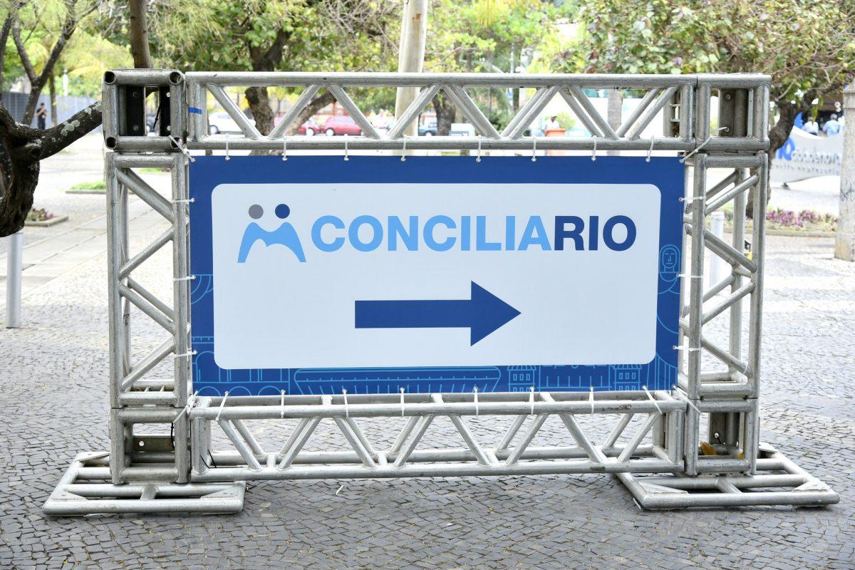 Concilia Rio. Foto: Richard Santos / Prefeitura do Rio