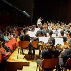 Orquestra formada por alunos da Rede Municipal receberá Moção na Câmara de Vereadores