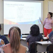 Treinamento foi ministrado na Academia de Ensino. Foto: Robert Gomes
