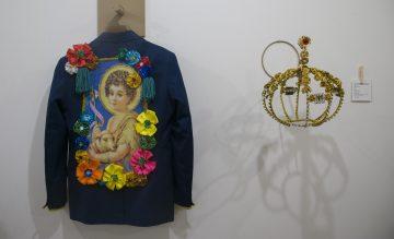 Peças do acervo de Rick Barboza, em exposição no Galpão das Artes