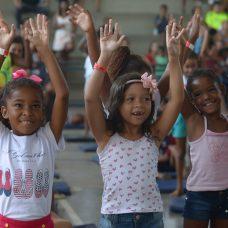Caravana Carioca de Férias entra na reta final na Praça Seca, Santa Cruz e Complexo do Alemão