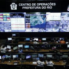 Centro de Operações Rio receberá Gabinete de Operação do Carnaval. Foto Michel Filho/Prefeitura do Rio