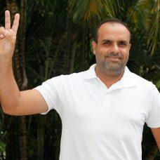 Alexandre Guimarães recebeu sua autonomia nesta quinta-feira. Fotos: Marcelo Piu / Prefeitura do Rio