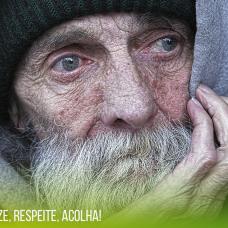 Foto: Campanha Nacional de Enfrentamento à Violência contra a Pessoa Idosa / Ministério da Mulher, da Família e dos Direitos Humanos