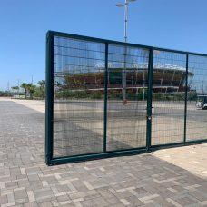 Parque Olímpico da Barra da Tijuca. Foto: divulgação - Subsecretaria municipal do Legado Olímpico