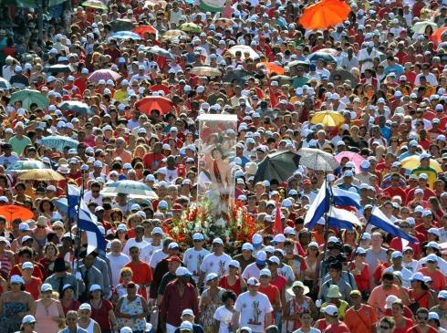 Procissão de São Sebastião. Foto: arqrio.org