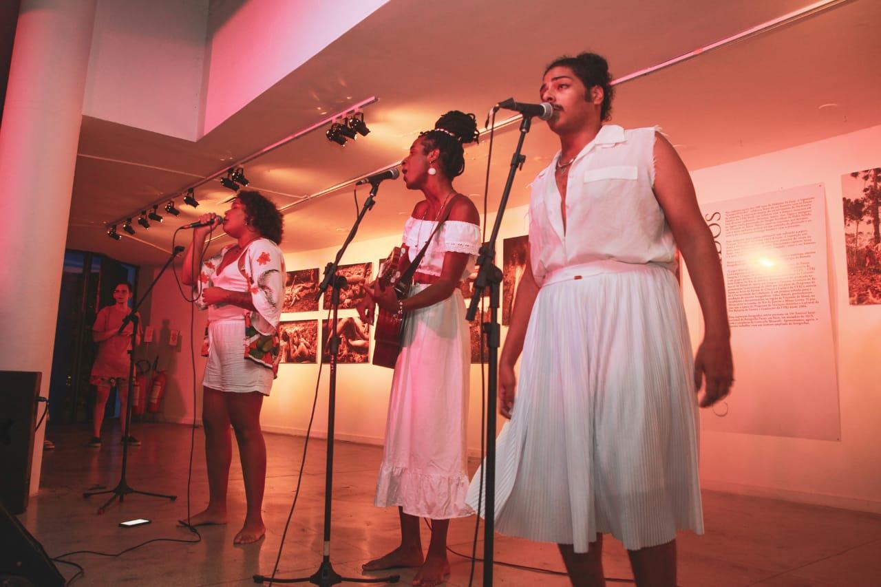 Banda Ayê é uma das atrações grátis dos shows em celebração ao Dia Mundial de Visibilidade Trans. Foto: Ricardo Aleixo / divulgação