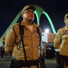 Operação da GM começa às 18h desta sexta-feira (28/02). Robert Gomes / Guarda Municipal