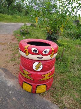 The Flash, pelas mãos de Jonaisa.