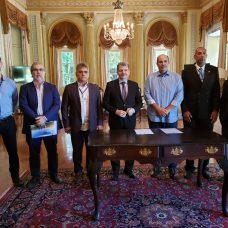 Fazenda Municipal assina termo de cooperação com IPEM-RJ