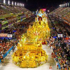 O Rio foi aprovado por turistas durante o carnaval deste ano. Foto: Fernando Grilli   Riotur