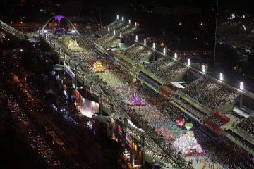 Carnaval com alto índice de aprovação dos turistas. Foto: Cezar Loureiro | Riotur