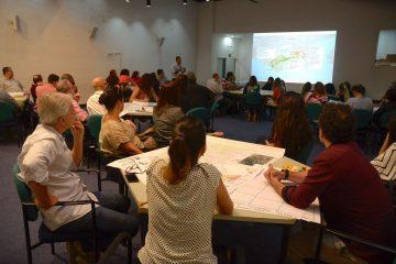 Noventa especialistas participaram da oficina. Fotos Marco Antônio Rezende/Prefeitura do Rio
