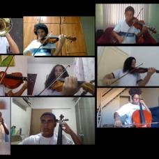 Orquestra de alunos da rede municipal do Rio lança vídeo com música de Guilherme Arantes