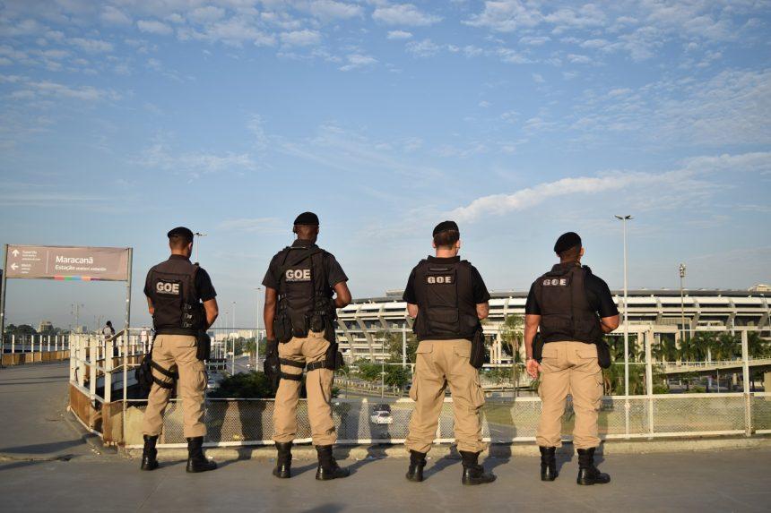 Guardas municipais vão atuar no FlaXFlu deste domingo