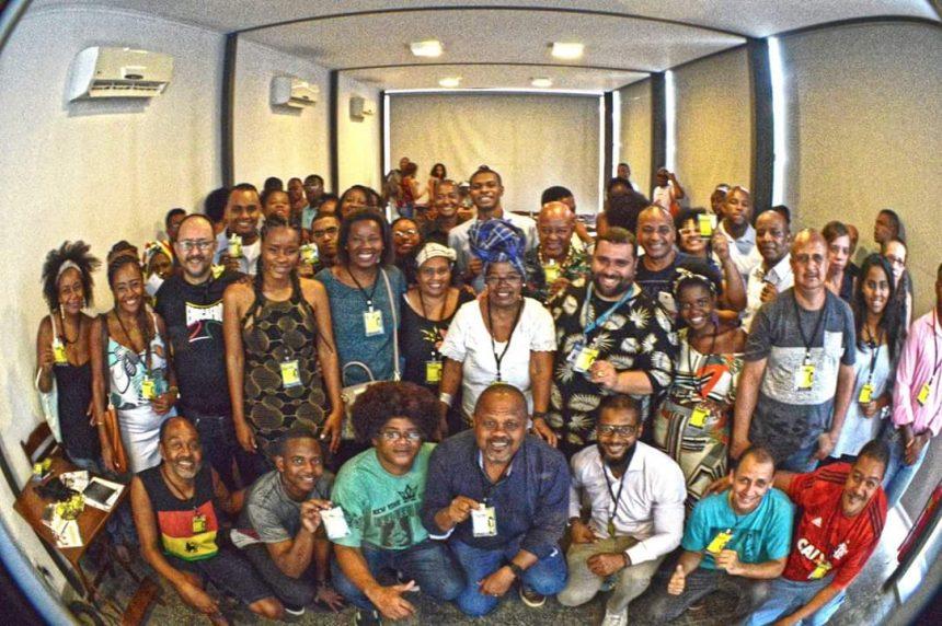 Lançamento do Calendário Afro no Palácio 450