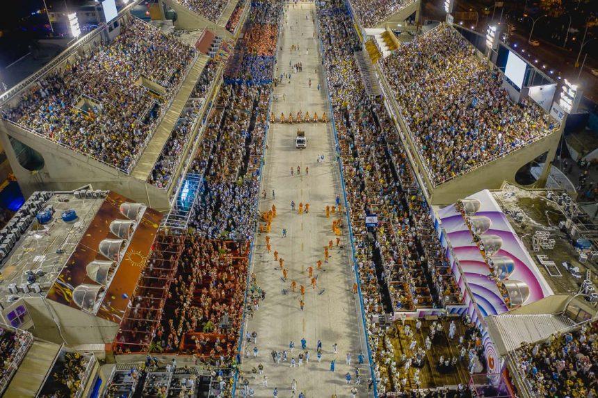 Crivella comemora Carnaval dos Recordes:'Foi maravilhoso, lindo!'