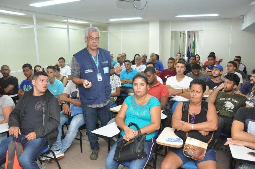 Vigilância Sanitária oferece qualificação em serviço de imagem