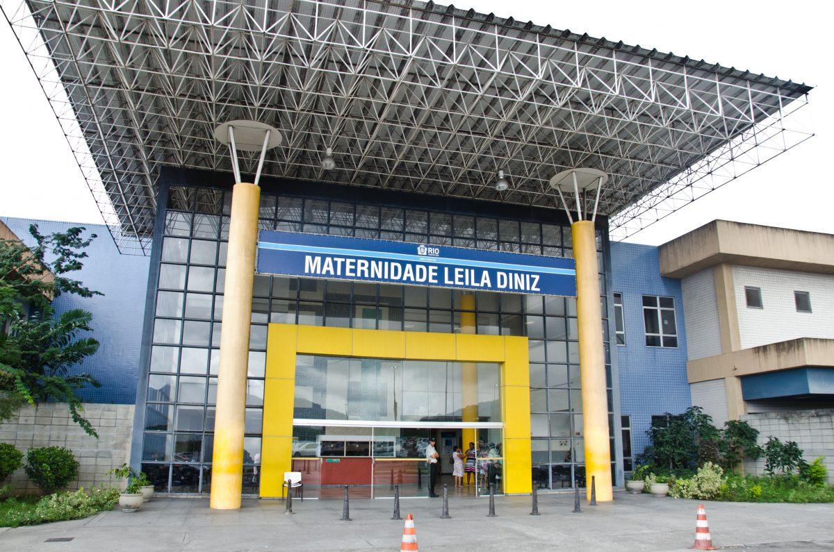 Fachada Maternidade Leila Diniz