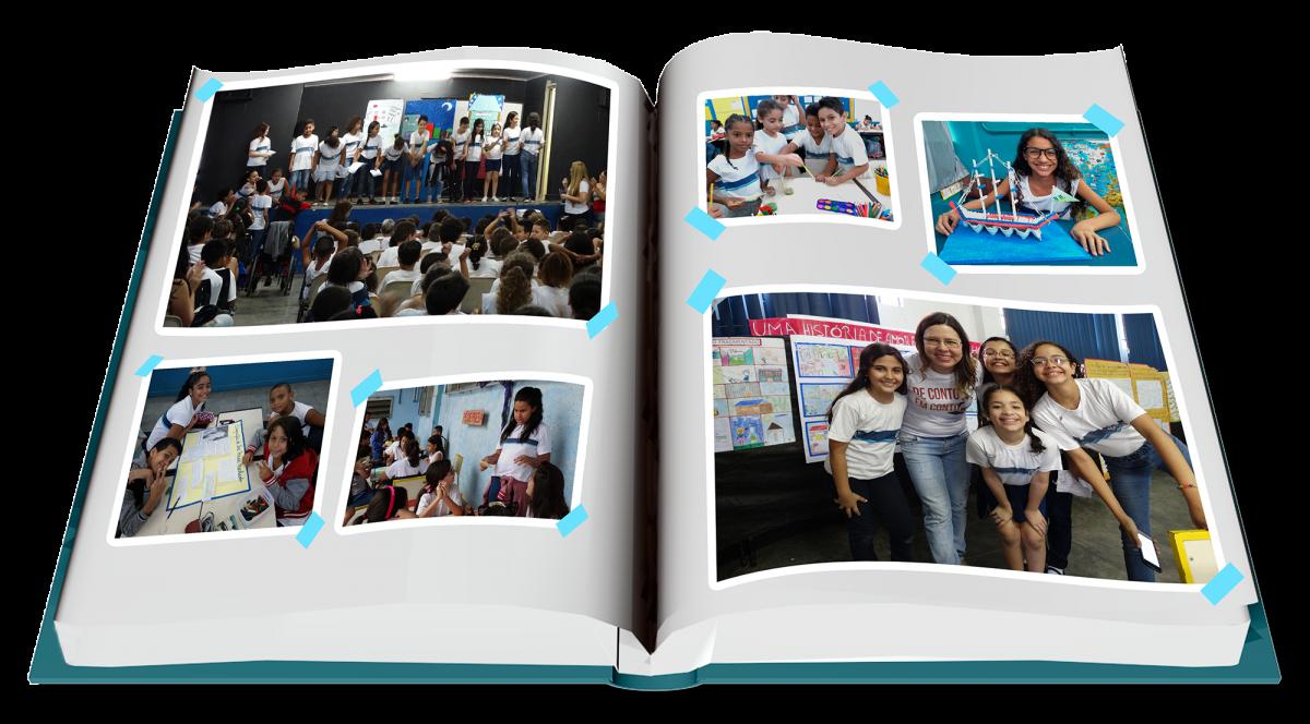 Professora da Prefeitura do Rio cria projeto de incentivo à leitura em escola da Zona Norte