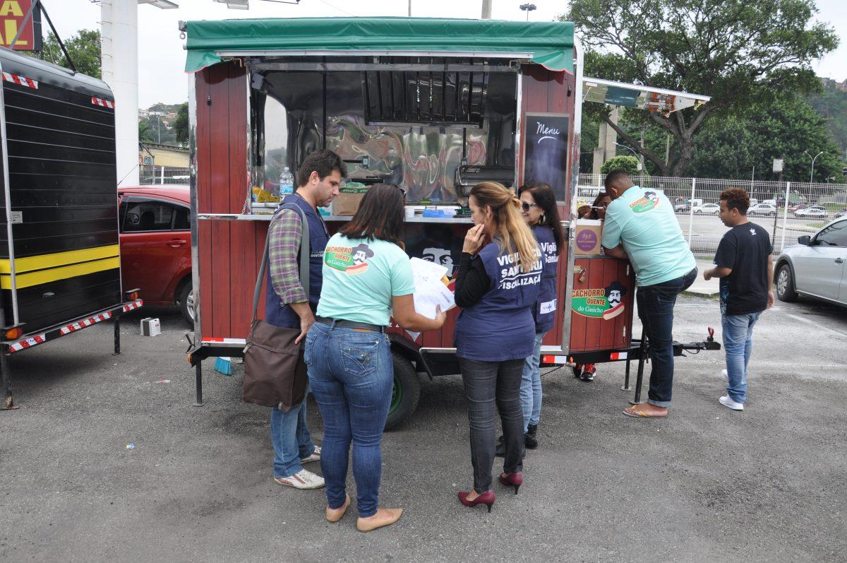 Food truck. Foto: divulgação