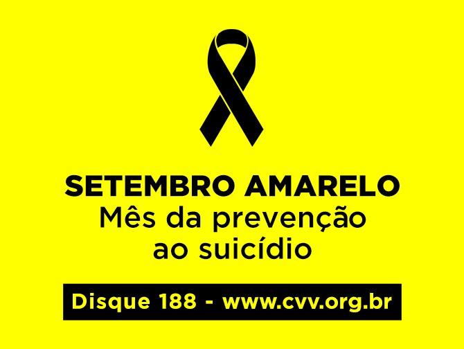 Prefeitura Tem Programacao Para O Setembro Amarelo Campanha Nacional De Prevencao Ao Suicidio Prefeitura Da Cidade Do Rio De Janeiro Prefeitura Rio
