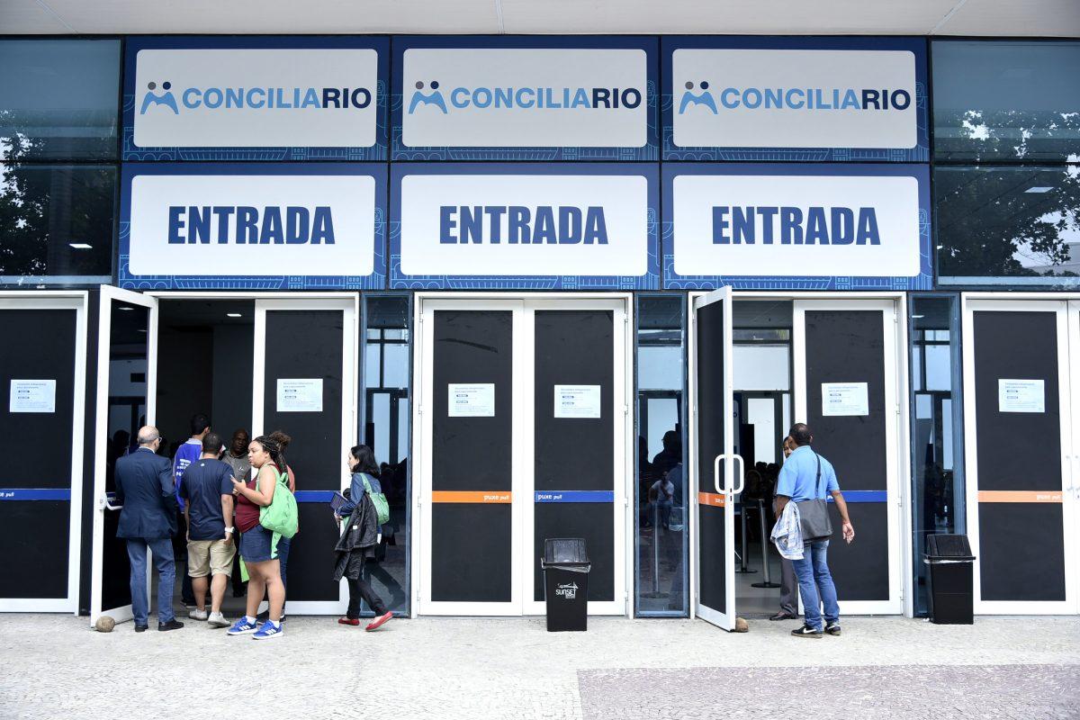 O Concilia Rio é um programa programa que incentiva a conciliação como o método mais eficaz de promover a recuperação do crédito público. Foto: divulgação / Prefeitura do Rio