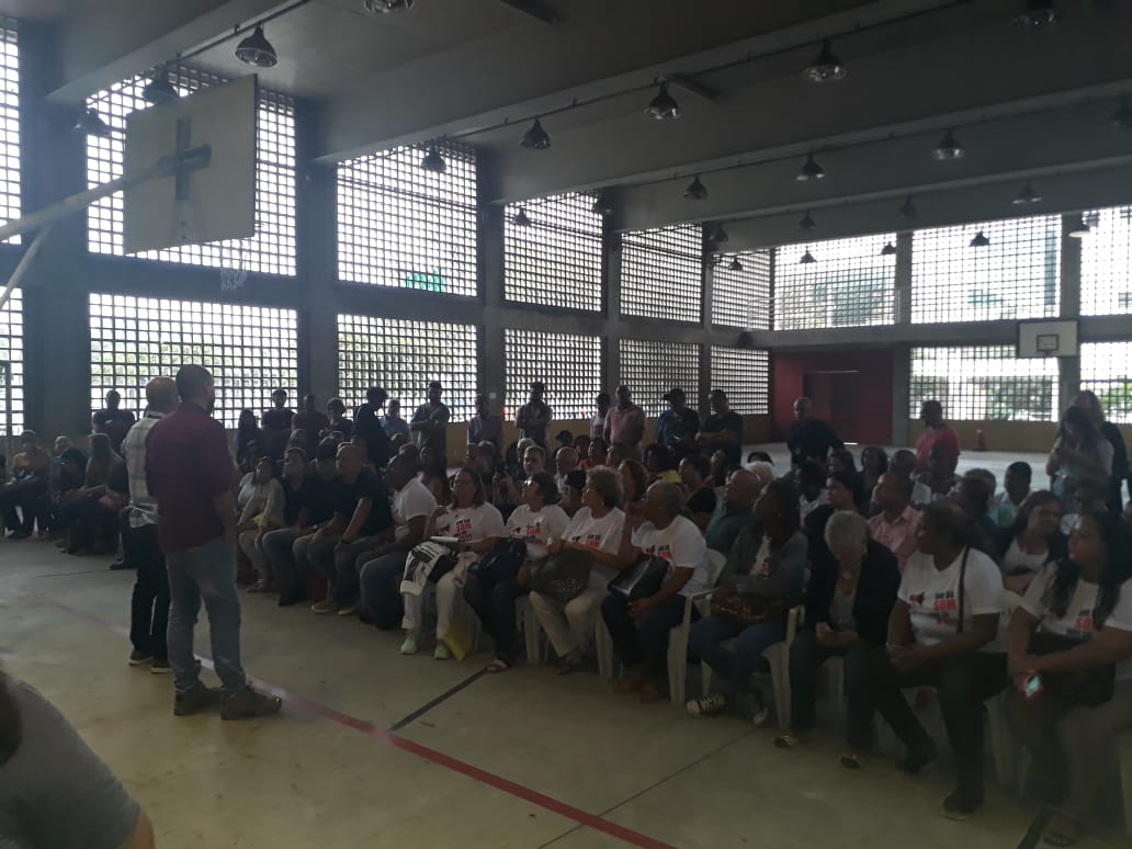 Reunião debate o futuro das feiras de artesanato no Rio de Janeiro. Foto: divulgação